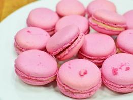 Секреты макарон от «Plaisir» в Первой Кулинарной школе Oede