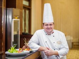 Денис Светов: «Я верю в то, что кулинария реализовывает духовность»