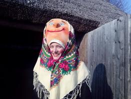 Масленица в белорусском стиле