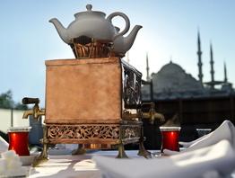 На шумных улочках Стамбула
