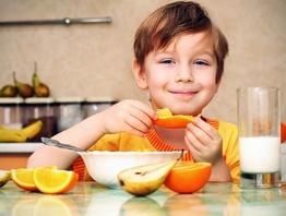 Детское питание: «фруктово-ягодная» аллергия
