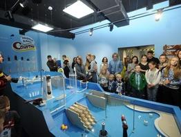 Океан в кабинете: в Минске открылся уникальный класс опытов с водой
