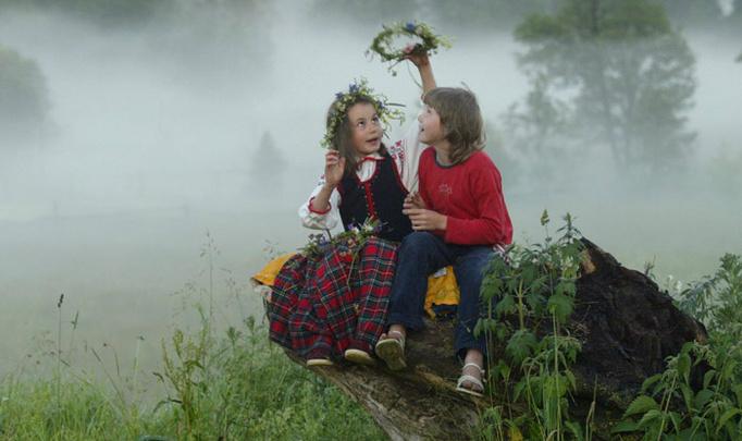 Купалье – романтический ужин по-белорусски