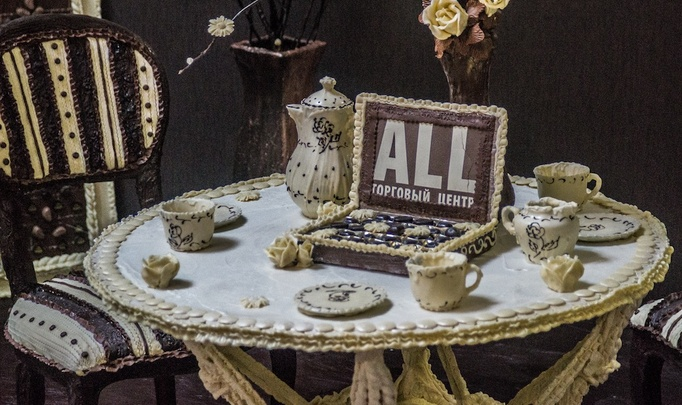 В Минске открылась шоколадная комната!