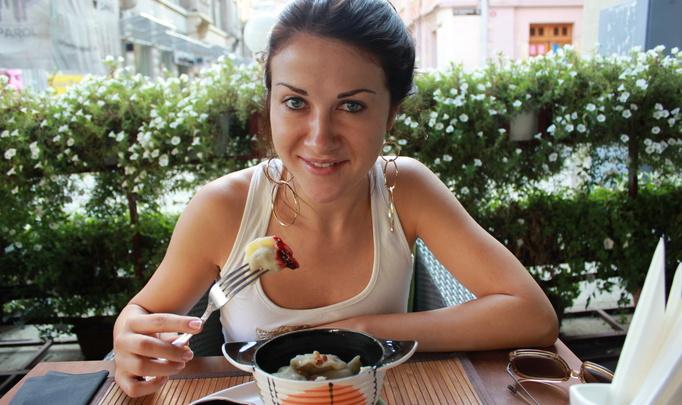 Полина Смолова: «Накормить своих гостей я смогу мгновенно»