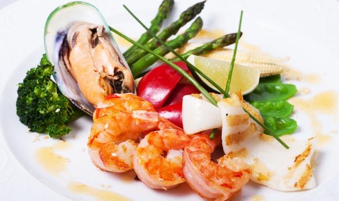Море, море – едим вкусно!