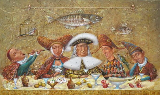 «Сбитень заказывали?» – на пиру у князя киевского