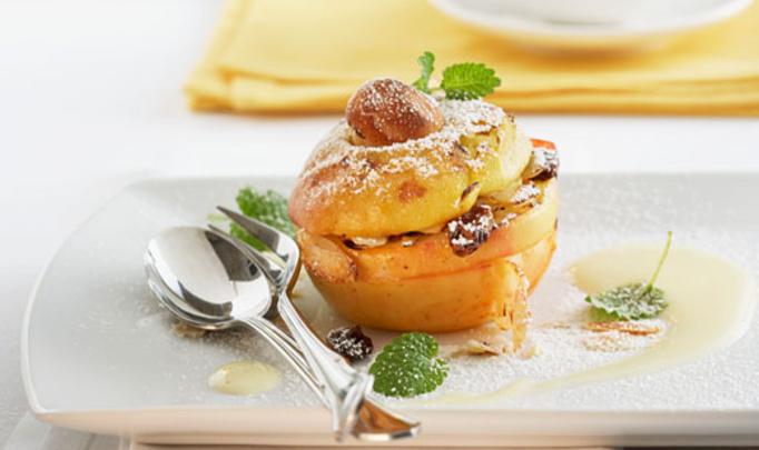 Самые популярные блюда из яблок