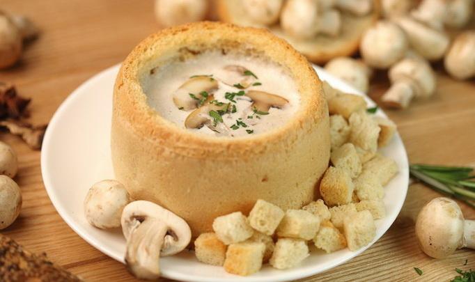 Готовим старинное грибное блюдо