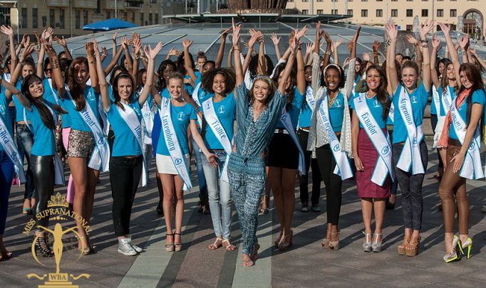 Miss Supranational: борщ, картошка и шампиньоны