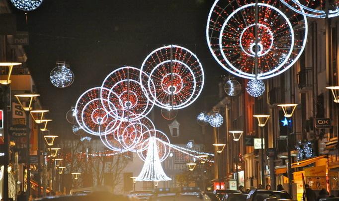Рождественская сказка во Франции