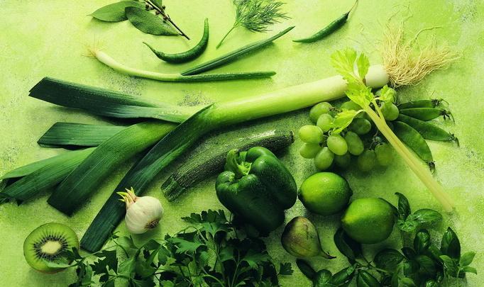 Зелень, которая вошла в историю