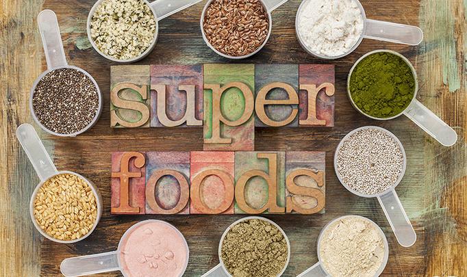 Суперфуд – еда будущего. Часть первая.