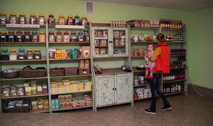 Бизнес-идея: От выпечки - к вегетарианскому магазину