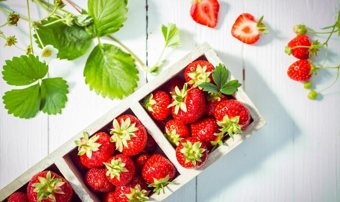 Королевская ягода: лучшие рецепты из клубники
