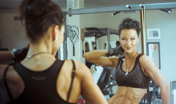 Белорусский фитнес-тренер Кристина Ладутько и ее программа максимум
