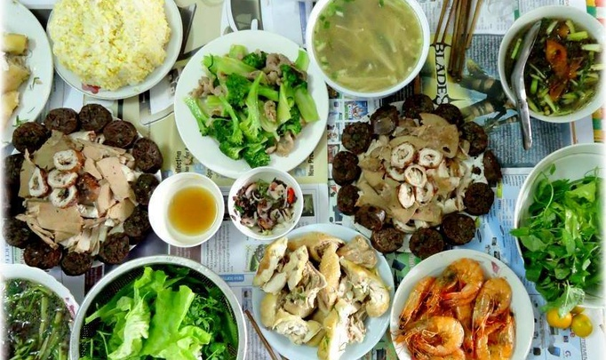 Кулинарное путешествие по Вьетнаму