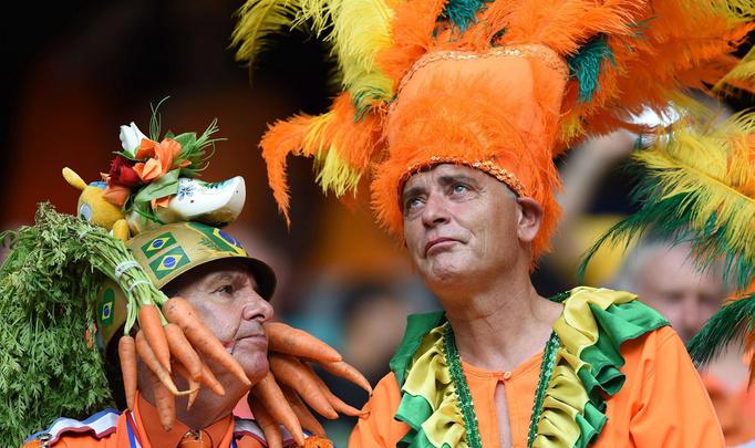 За Германию – колбаски, за Аргентину – миланеза: смотрим финал ЧМ по футболу 2014 дома