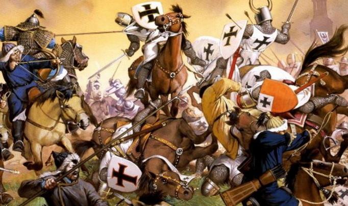 Кости не разбрасывать, пальцы не обсасывать! Что и как ели в Средневековье?