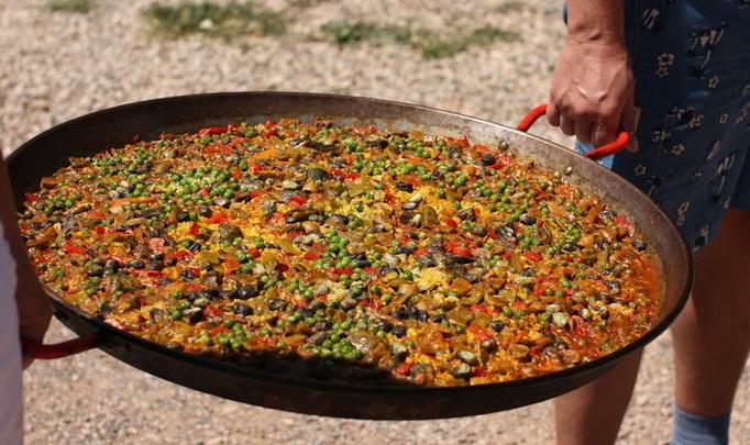 Испания: кулинарная жизнь Валенсии