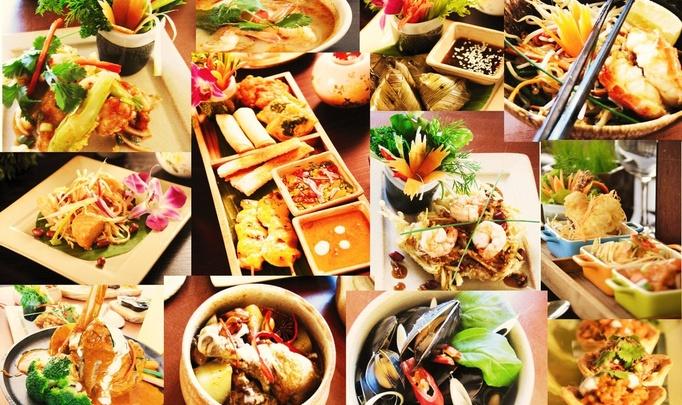 Удивительные вкусы Таиланда