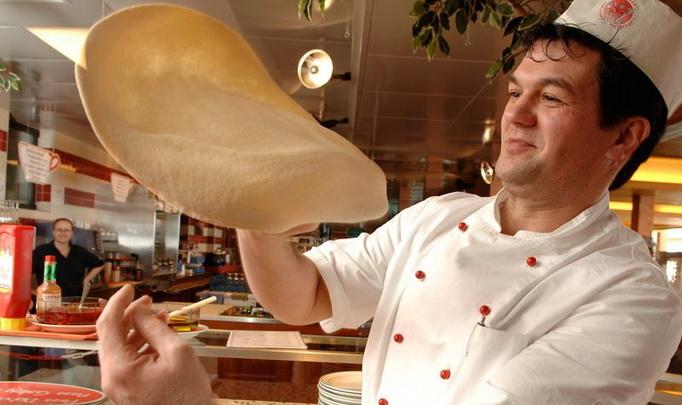 Пицца: «PizzaFest» в Неаполе