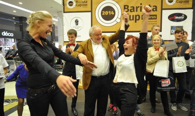 Впервые в Минске прошел Фестиваль кофе и чая