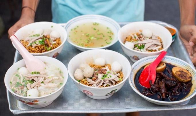 Куала-Лумпур: необычные запахи и незабываемые вкусы