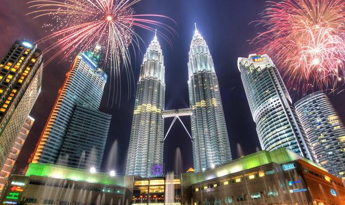 Малайзия: Новый год в широком ассортименте
