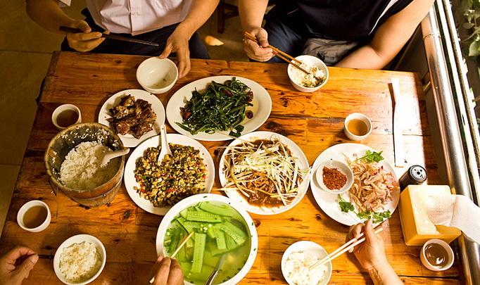 Что едят студенты Малайзии?