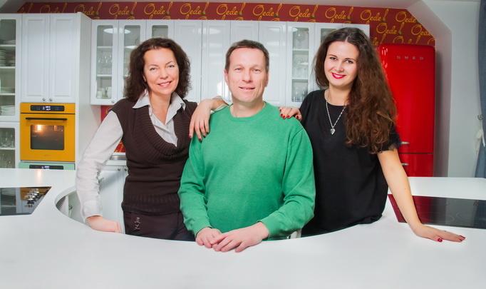 Сергей Метто - создатель еды и уникальных интерьеров