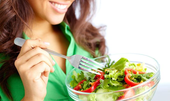 СоцОпрос: минчанки рассказывают о здоровом питании