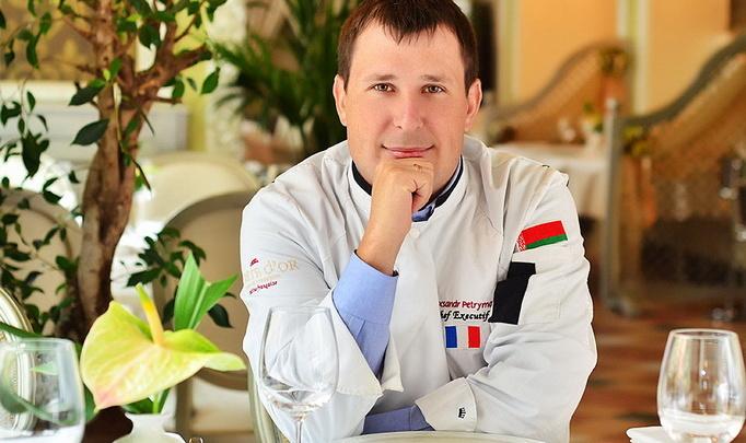 Александр Петриман и его фирменные десерты