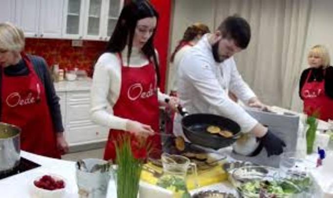 """10 февраля в кулинарной школе Oede прошел мастер-класс """"Непревзойденный вкус Италии"""""""