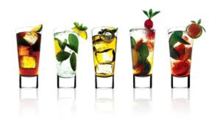 Романтический ужин: cocktail party