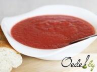 Суп-пюре из свеклы с сельдереем
