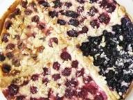 Пирог «4 ягоды»