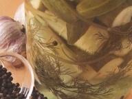 Огурцы резаные консервированные