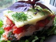 Рыба в собственном соку с томатами