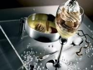 Монте Бьянко (десерт из каштанов)