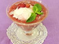 Холодный фруктовый суп