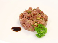 Мясной тартар