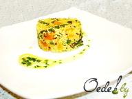 Салат с кус-кусом и тыквой