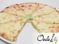 Осетинский пирог с сулугуни