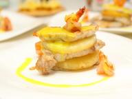 Cвинина с ананасами по-кубински