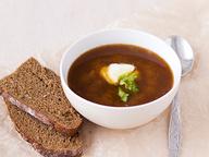 Овощной суп из пакета