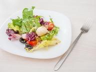 Салат с моцареллой и оливками от Светланы Зере