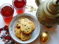 Персидское печенье с изюмом