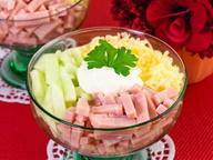 Салат из сыра по-голландски