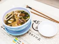 Японская кухня: суп Шифудо